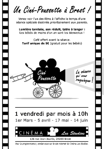 "vendredi 01/03 à 10H : projection ""LES INVISIBLES"""